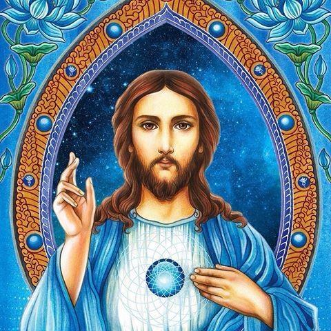 Message de Maître Jésus Sananda du 17/09/2017