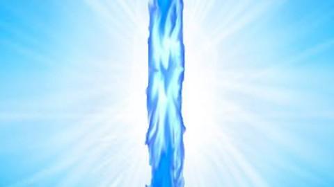 La Flamme Bleu et le Bouclier de l'Archange Michael