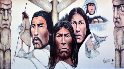 Trois Indiens vivaient dans une lointaine contrée : le pays des hommes