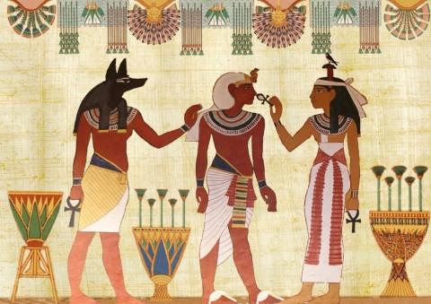 Voici les 9 parties de l'âme humaine selon l'Égypte ancienne