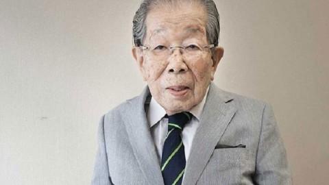 Un médecin japonais de 104 ans donne 14 conseils judicieux