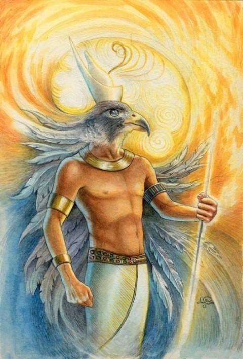 Canalisation du Seigneur Horus le 10/11/17