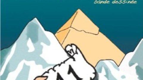 Hergé et l'énigme du pôle