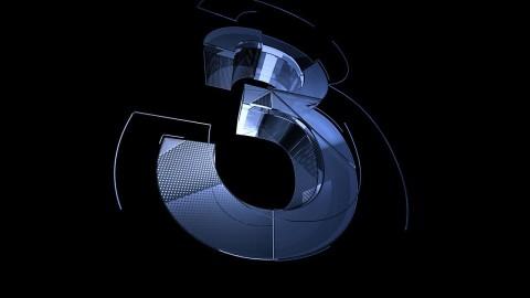 Le scientifique Isaac Newton et le code secret du nombre trois