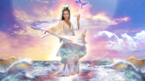 Ascensionner en 5D message de Quan Yin du 26/12/17