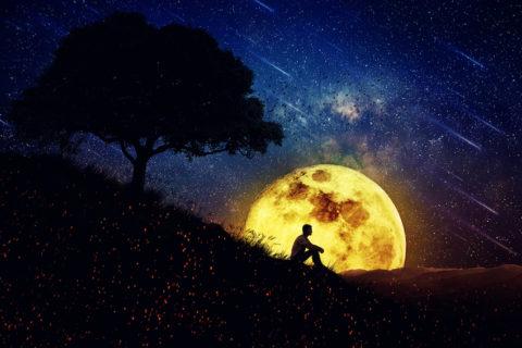 La signification spirituelle et prophétique de la Super Lune bleue de sang