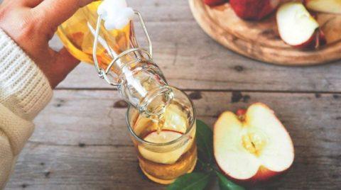 Comment faire une détox du côlon grâce au vinaigre de cidre de pomme