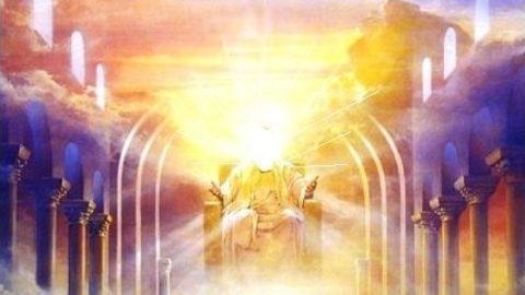 Seigneur Melchisédech, canalisé par Marlene Swetlishoff