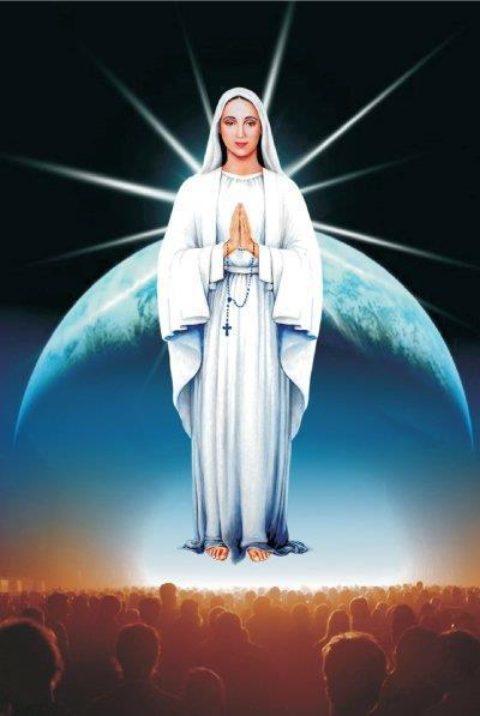 Programme de reconnexions à la Mère Divine et à la Mère Cosmique sur tous les plans