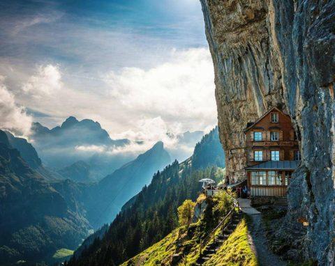 20 hôtels incroyables que vous devriez visiter avant de mourir