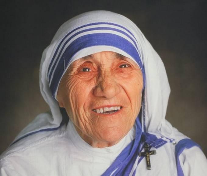 6 leçons de vie que tout le monde peut apprendre de Mère Teresa