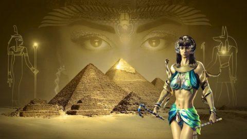L'âme humaine était composée de neuf parties selon l'Égypte ancienne