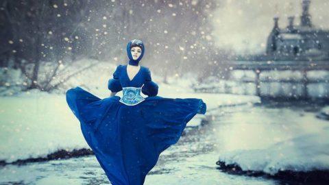 Des contes de fées prennent vie à travers des photos magiques