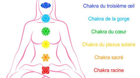 La Guérison des Chakras avec les Qualités Divines