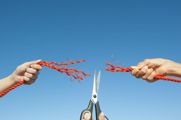 3 étapes à suivre pour couper le cordon spirituel avec une personne