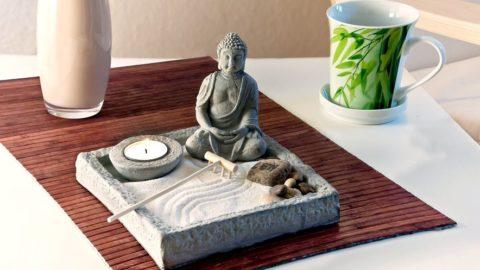 Réaliser un Jardin Zen miniature pour accéder à la paix intérieure