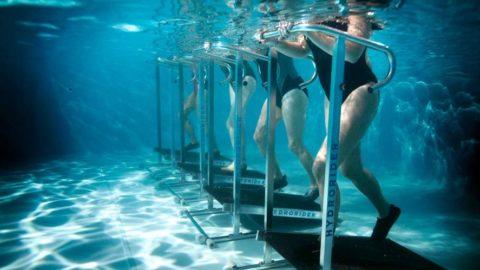 Sport plaisir par excellence : l'aquarunningpour se muscler sans douleur